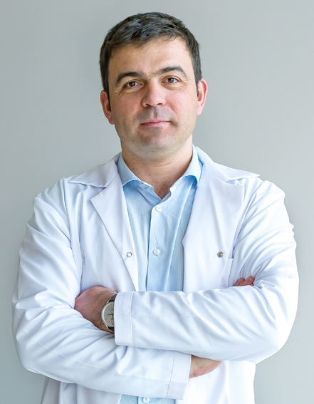 Marcin Wojtczak. Kardiolog, specjalista chorób wewnętrznych.